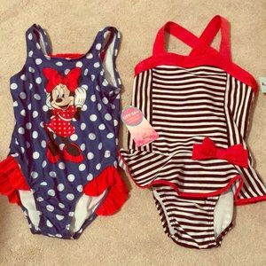 Other - NWT 5T Girls Swimsuits